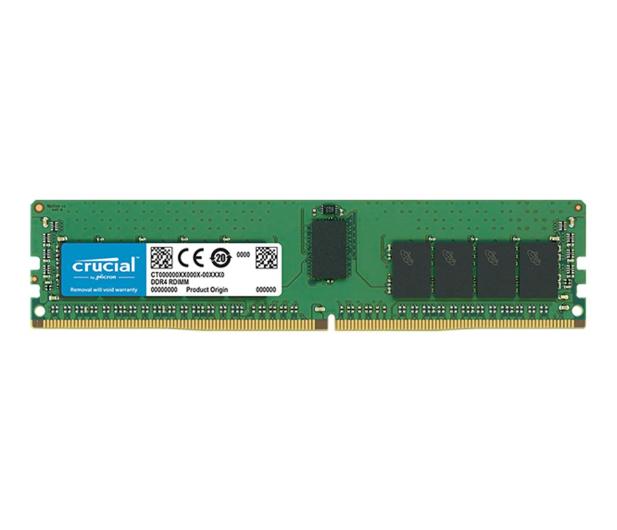 Crucial 16GB 2400MHz RDIMM ECC CL17 1.2V - 434962 - zdjęcie