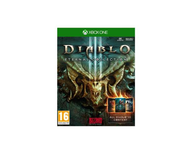 Xbox DIABLO III ETERNAL COLLECTION - 434748 - zdjęcie