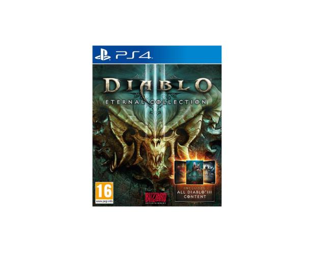 Blizzard Entertainment DIABLO III ETERNAL COLLECTION - 434747 - zdjęcie
