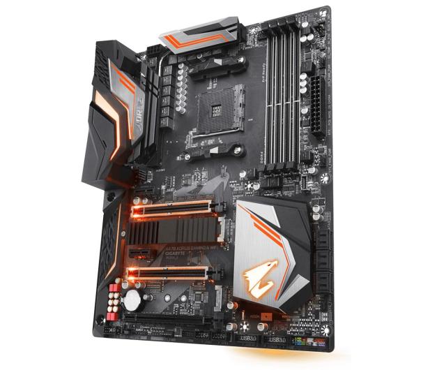 Gigabyte X470 AORUS GAMING 5 WIFI - 433937 - zdjęcie 3