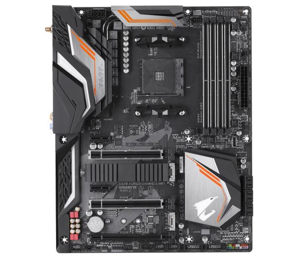 Gigabyte X470 AORUS GAMING 5 WIFI - 433937 - zdjęcie 4