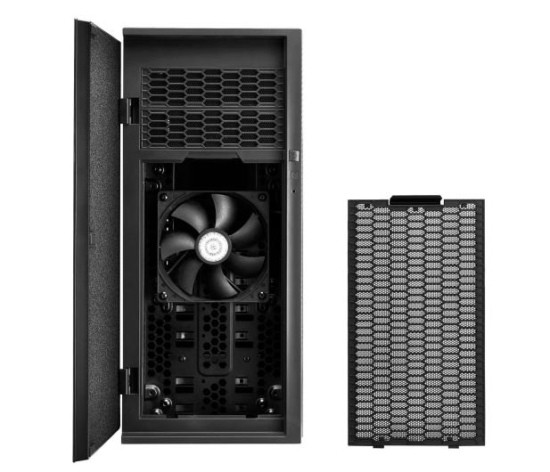 Cooler Master SILENCIO 452 czarna - 163868 - zdjęcie 5