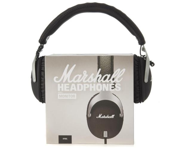 Marshall Monitor Bluetooth Czarne - 434702 - zdjęcie 6