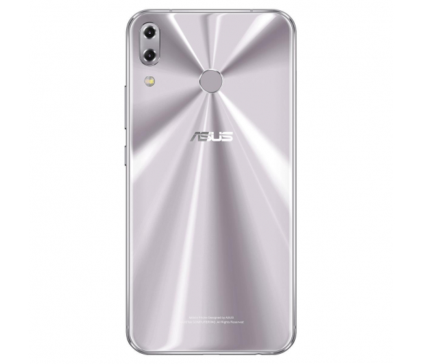 ASUS ZenFone 5Z ZS620KL 6/64GB Dual SIM srebrny - 435172 - zdjęcie 3