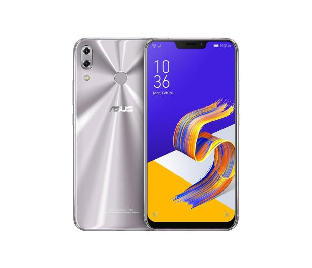 ASUS ZenFone 5Z ZS620KL 6/64GB Dual SIM srebrny - 435172 - zdjęcie