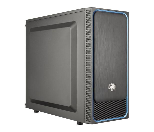 Cooler Master Masterbox E500L Blue - 430964 - zdjęcie 10