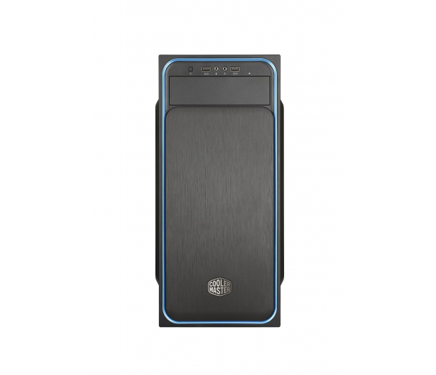 Cooler Master Masterbox E500L Blue - 430964 - zdjęcie 3