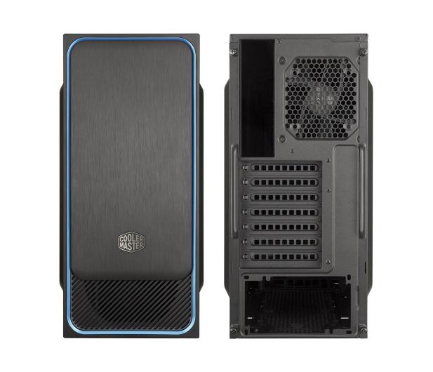 Cooler Master Masterbox E500L Blue - 430964 - zdjęcie 5