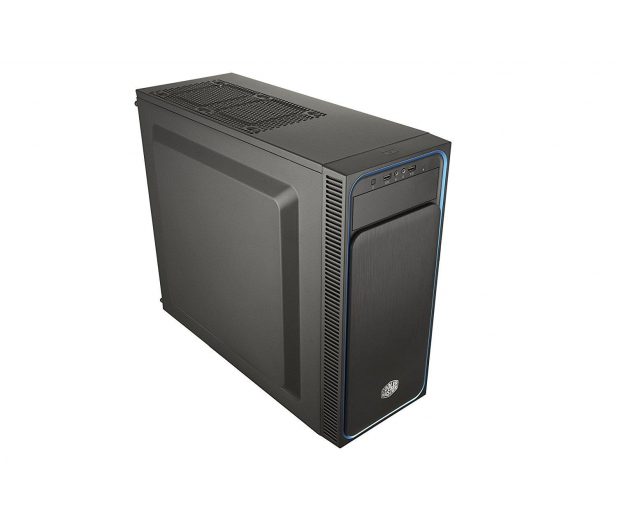 Cooler Master Masterbox E500L Blue - 430964 - zdjęcie 4