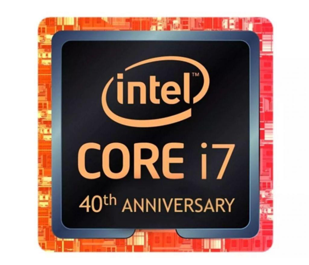 Intel i7-8086K 4.00GHz 12Mb 40th Anniversary Edition - 432745 - zdjęcie 2