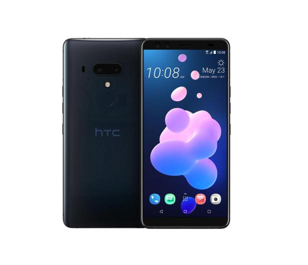 HTC U12+ 6/64GB Dual SIM niebieski - 432069 - zdjęcie