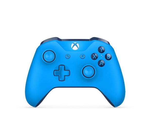 Microsoft Xbox One S Wireless Controller - Blue - 331891 - zdjęcie