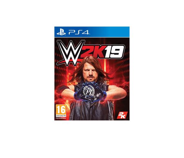 CENEGA WWE 2K19 - 435886 - zdjęcie
