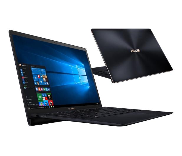 ASUS ZenBook S UX391UA i7-8550U/16GB/512PCIe/Win10P - 431005 - zdjęcie