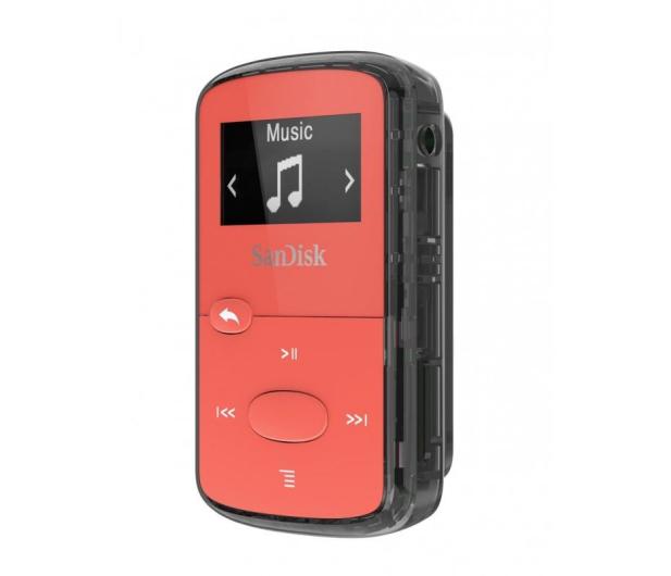 SanDisk Clip Jam 8GB czerwony - 431814 - zdjęcie 2