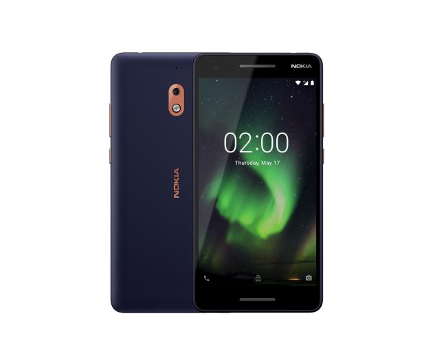 Nokia 2.1 Dual SIM niebieski - 436684 - zdjęcie