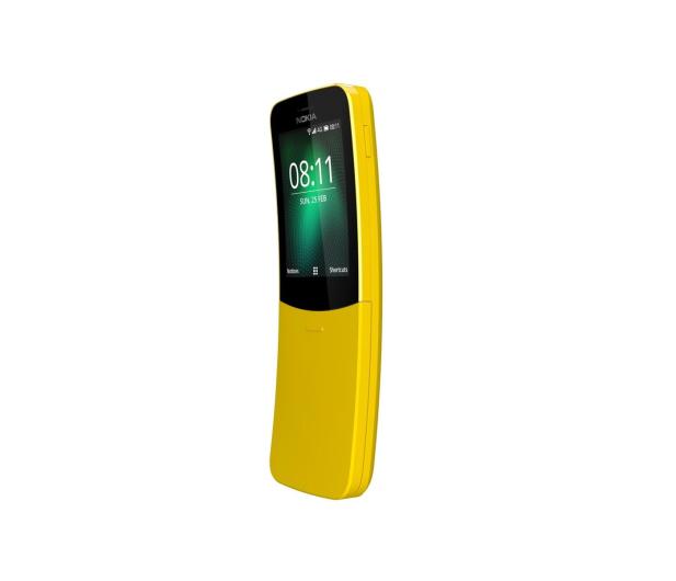 Nokia 8110 Dual SIM żółty - 436692 - zdjęcie 5