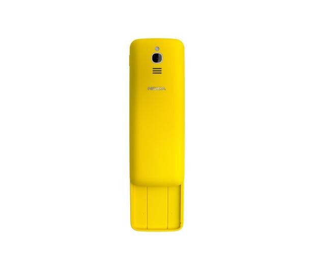 Nokia 8110 Dual SIM żółty - 436692 - zdjęcie 6