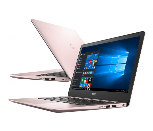 Dell Inspiron 5370 i3-8130U/8GB/240/Win10 FHD Pink  - 474719 - zdjęcie