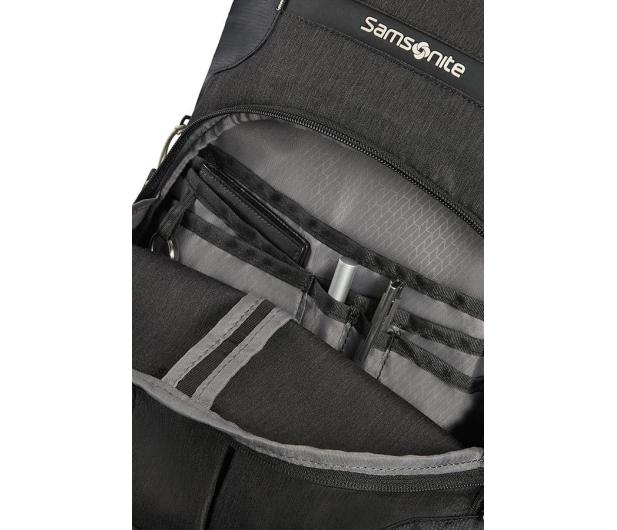 "Samsonite Rewind M 15.6"" Black  - 436812 - zdjęcie 3"