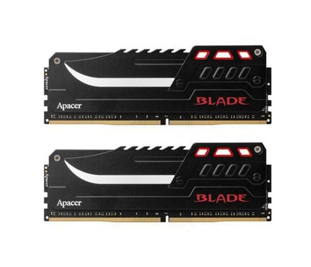 Apacer 16GB 3000MHz BLADE FIRE CL16 (2x8GB) - 432665 - zdjęcie