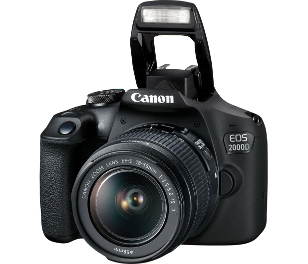 Canon EOS 2000D 18-55mm IS + 50mm f/1,8S - 449583 - zdjęcie 8