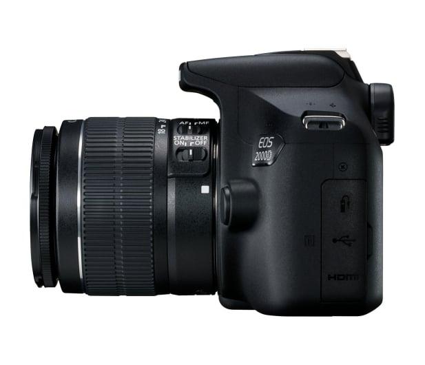 Canon EOS 2000D 18-55 IS VUK - 449561 - zdjęcie 7