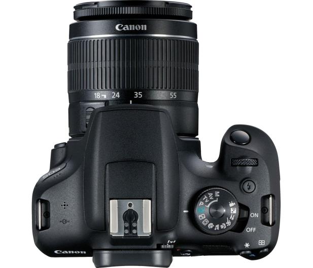 Canon EOS 2000D 18-55 IS VUK - 449561 - zdjęcie 3
