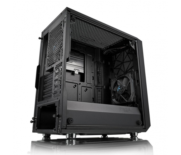 Fractal Design Meshify MINI C Blackout TG - 429381 - zdjęcie 4