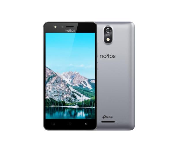 TP-Link Neffos C5s Dual SIM LTE szary  - 432481 - zdjęcie