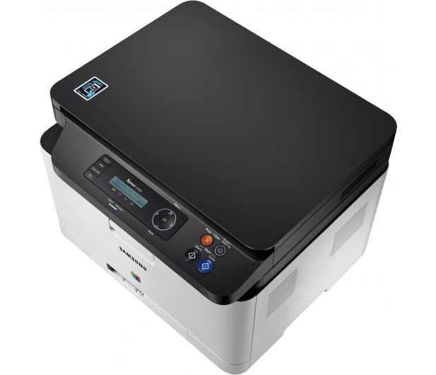 HP Samsung Xpress SL-C480W - 430400 - zdjęcie 2