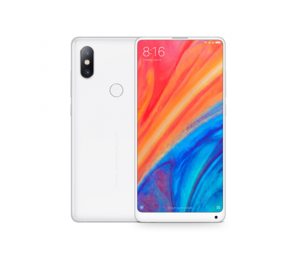 Xiaomi  Mi Mix 2S 6/64G white - 432961 - zdjęcie