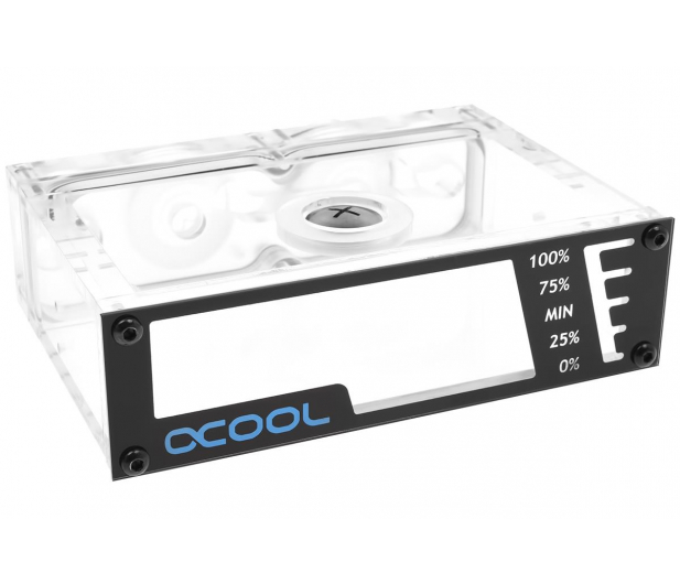 Alphacool NexXxoS Cool Answer 120 LT/ST - kit EOL - 429858 - zdjęcie 4