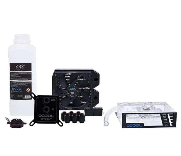 Alphacool NexXxoS Cool Answer 120 LT/ST - kit EOL - 429858 - zdjęcie