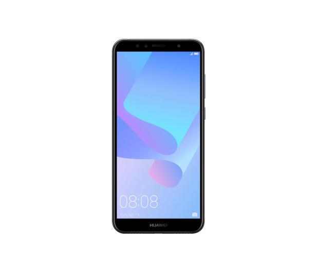 Huawei Y6 2018 Czarny - 421076 - zdjęcie 2