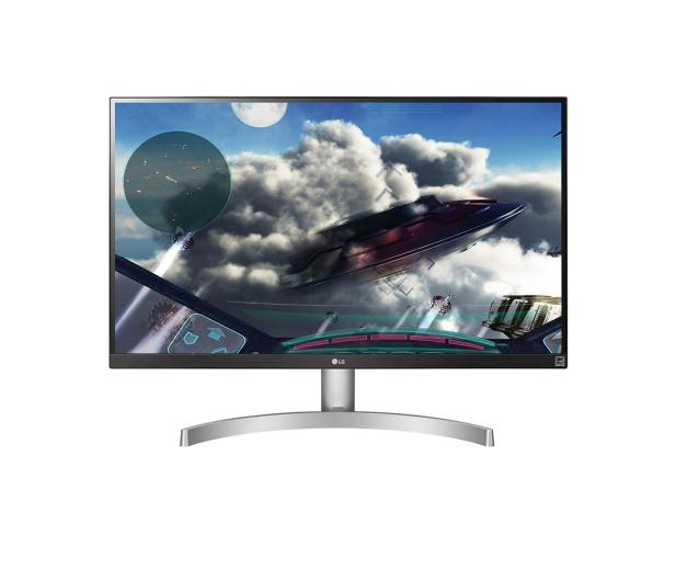 LG 27UK600-W 4K HDR - 432911 - zdjęcie