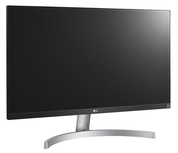LG 27UK600-W 4K HDR - 432911 - zdjęcie 3