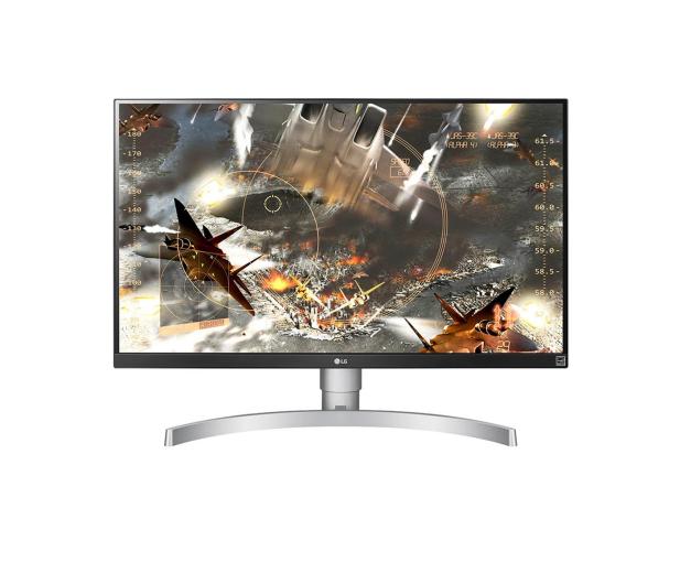 LG 27UK650-W 4K HDR - 432912 - zdjęcie