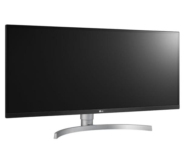 LG 34WK650-W biały HDR - 434958 - zdjęcie 3