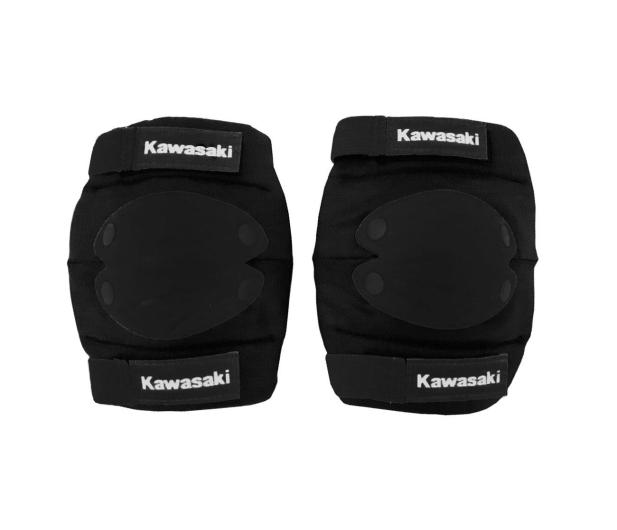 Kawasaki Ochraniacze na łokcie i kolana czarne S  - 432133 - zdjęcie