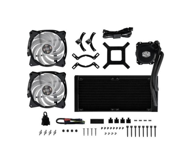 ASUS ROG STRIX Z370-F GAMING + MasterLiquid ML240L RGB - 433236 - zdjęcie 13