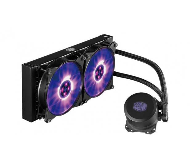 ASUS ROG STRIX Z370-F GAMING + MasterLiquid ML240L RGB - 433236 - zdjęcie 9
