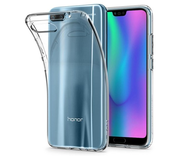 Spigen Liquid Crystal do Honor 10 Clear - 433386 - zdjęcie 3