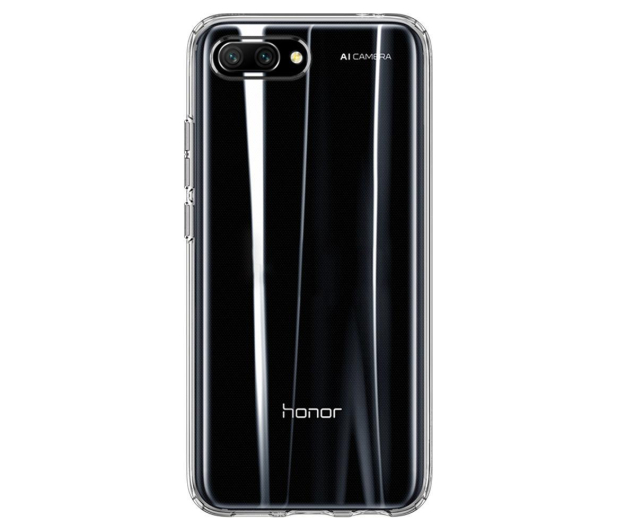 Spigen Liquid Crystal do Honor 10 Clear - 433386 - zdjęcie 2
