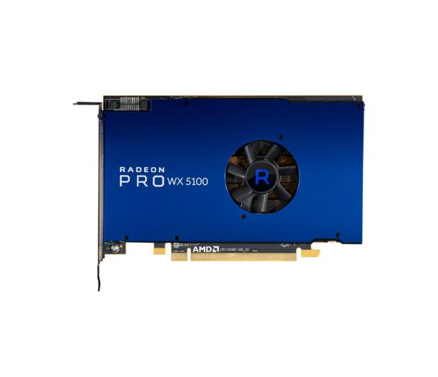AMD Radeon Pro WX 5100 8GB GDDR5 - 415823 - zdjęcie