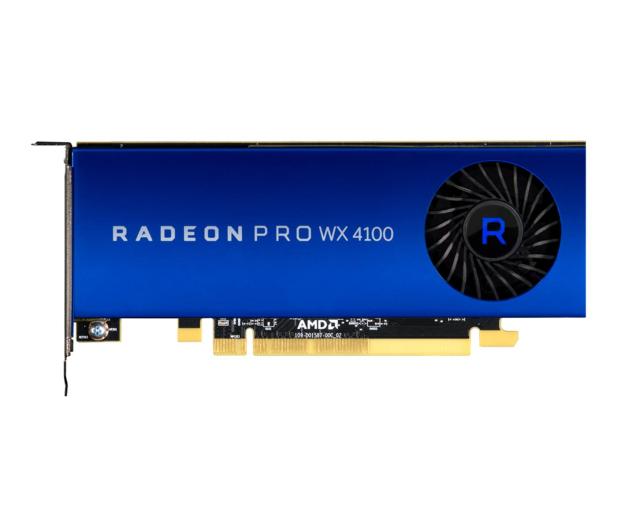 AMD Radeon Pro WX 4100 4GB GDDR5 - 418747 - zdjęcie