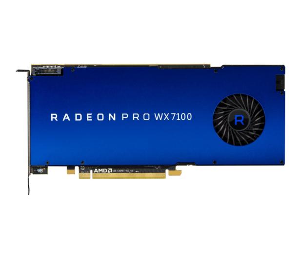 AMD Radeon Pro WX 7100 8GB GDDR5 - 418759 - zdjęcie