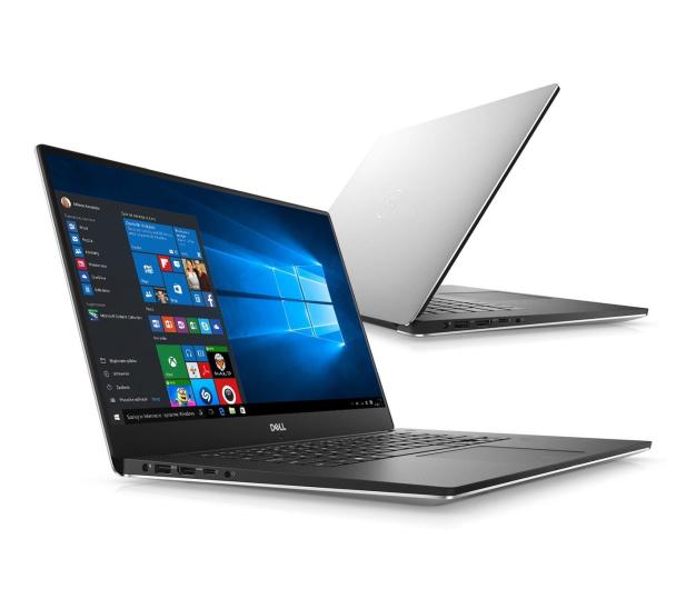 Dell XPS 15 9570 i7-8750H/16GB/512/Win10 GTX1050Ti UHD - 429644 - zdjęcie
