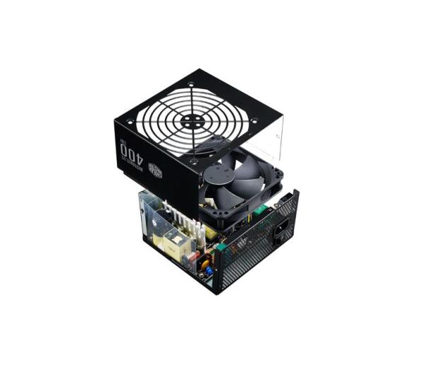 Cooler Master Masterwatt Lite 400W 80 Plus - 437883 - zdjęcie 6