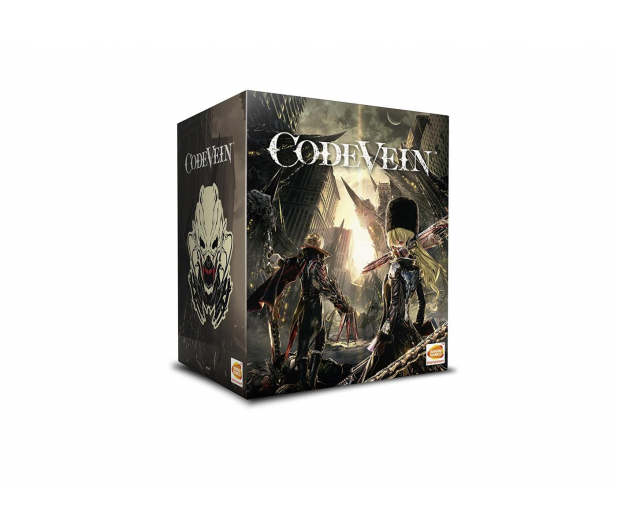 Shift Code Vein Collectors Edition - 436459 - zdjęcie